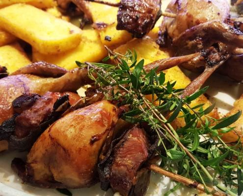 Pollo Arrosto Gastronomia Dal Ponte