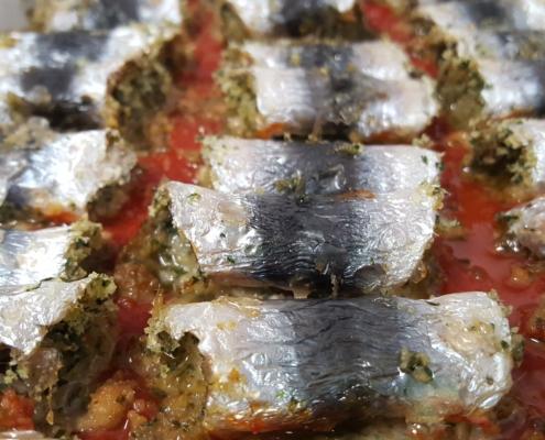 Sarde in Saor Gastronomia dal Ponte
