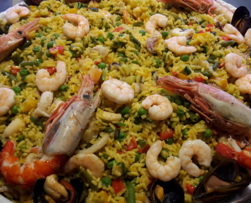 Paella Gastronomia Dal Ponte