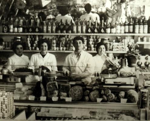 La Storia di Gastronomia dal Ponte