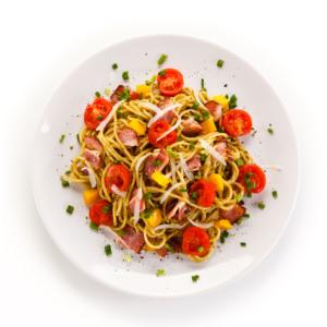 Pasta al Sugo Gastronomia Dal Ponte